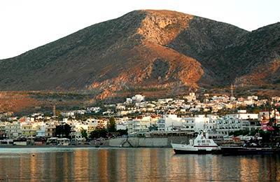 Crete 페리