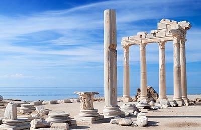 Greece 페리