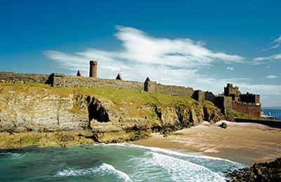Isle of Man 행 페리
