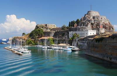 Ionian Islands 행 페리