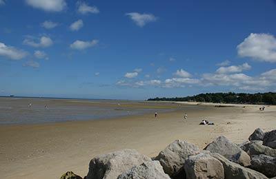 Isle of Wight 행 페리