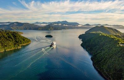 New Zealand 페리