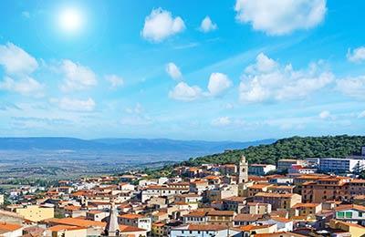 Sardinia 페리