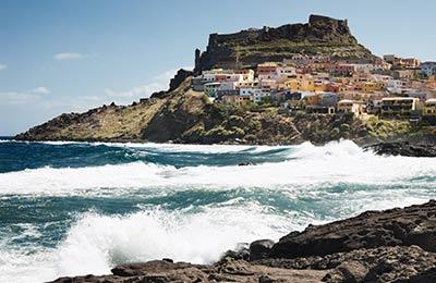 Sardinia 행 페리
