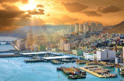 South Korea 페리