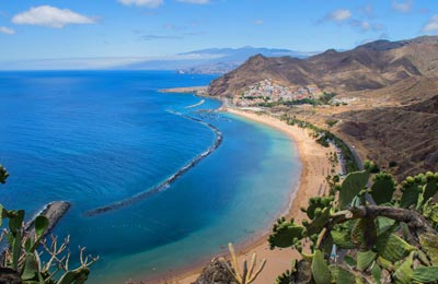 Tenerife 행 페리