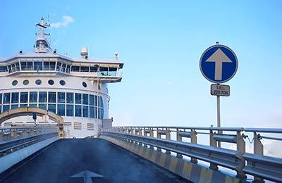 페리 항구