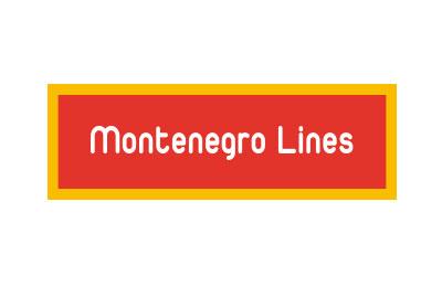 빠르고 쉬운 Montenegro Lines 예약