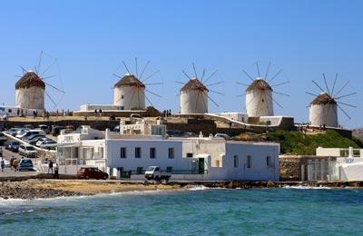 미코노스 항구